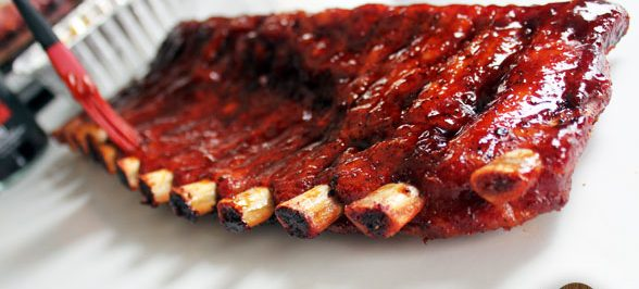 EAT Barbecue Competition Rib Recipe