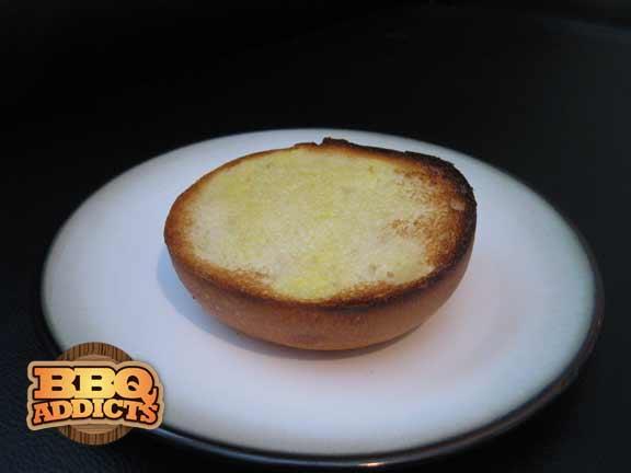 Roethlisberger Sandwich - Toasted Bun
