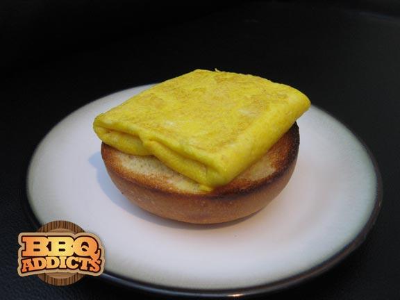Roethlisberger Sandwich - Egg Patty