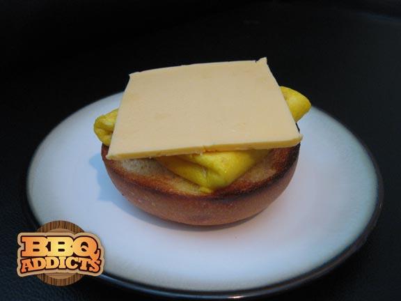 Roethlisberger Sandwich - American Cheese