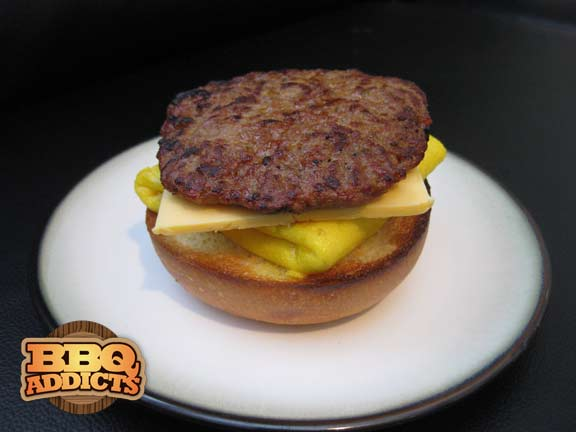 Roethlisberger Sandwich - Sausage