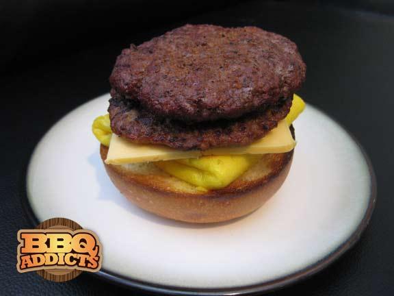 Roethlisberger Sandwich - Hamburger