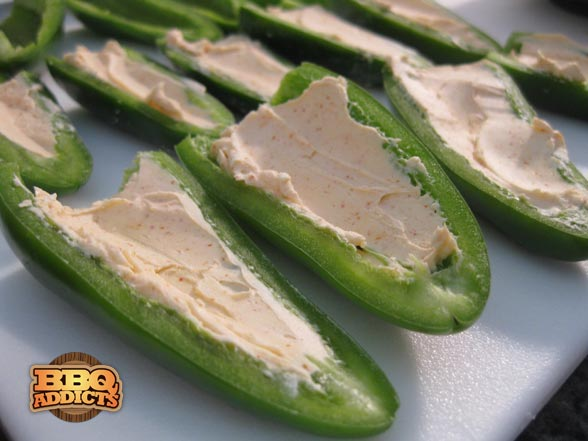 Atomic Buffalo Turds - Cream Cheese Filling